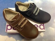 Pediped Flex Storm V Leather Oxford Size 23 to 33 / US Toddler 7 to Kid 2