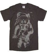 Men's Astronaut Outer Space Speakerhead Tee Shirt (M-2XL)