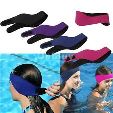 Kids Adult Ultra Light Neoprene Ear Band Head Band for Swimming Bath Water Sport