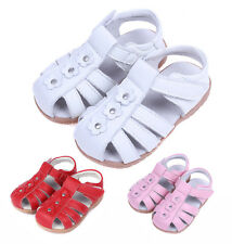 2016 Baby Toddler Kids Children Girls Shoes Girls Genuine Leather Summer sandals