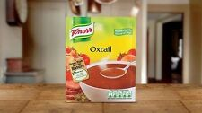 Knorr Oxtail Soup Fresh from Ireland X 10 Packs.Free Shipping Post