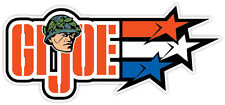 G.I JOE Gi Cobra Adventure Team Retro Vintage Logo Vinyl Sticker Decal