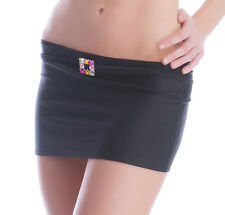Sexy Summer Skirt Beach Super Mini Stretch Buckle Colour Selection S M L
