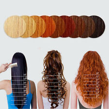 Real Human Hair Full Head 7PCS Clip In Remy Hair Extensions 20inch 70g Straight