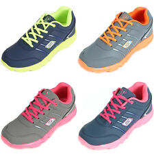 New Sports Fashion Sneakers Womens Running Trainer Lace up Athletic Shoes Nova