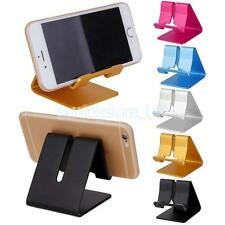 Hot Aluminum Mobile Cell Phone Stand Holder Mount Cradle For Phone/ Tablet/iPad