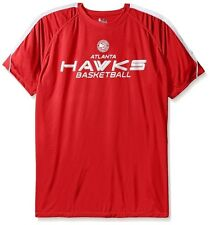 Atlanta Hawks NBA Majestic Mens Buzzer Beater Synthetic Shirt Big & Tall Sizes