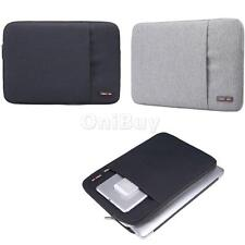 Netbook Laptop Sleeve Case Bag Pouch Cover 11/ 13/ 15 Inch For MacBook Air Pro