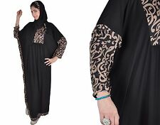 Arabic Muslime Two-piece Isdal with scarf Prayer clothes Islamic Islam Abaya