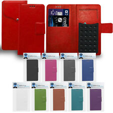 Suction Wallet Phone Case Cover For Samsung i9500 Galaxy S4 IV