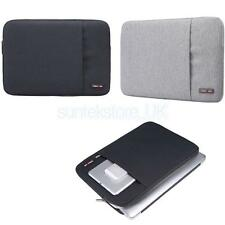 Laptop Sleeve Case Carry Bag Cover 11/ 13/ 15 Inch For MacBook Air Pro Tablet