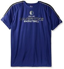 Dallas Mavericks Majestic Mens Buzzer Beater Synthetic Shirt Big & Tall Sizes