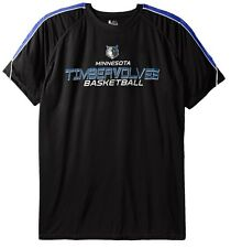 Minnesota Timberwolves NBA Mens Buzzer Beater Synthetic Shirt Big & Tall Sizes