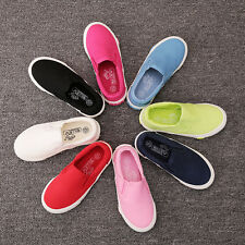 Baby Toddlers Children Canvas Shoes Boys Girls Sneakers Kids Casual Sports Shoes
