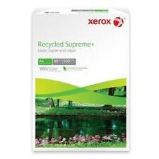 A4 Xerox Recycled Supreme Paper 80gsm (A4 210mm x 297mm) 500 - 50,000 Sheets