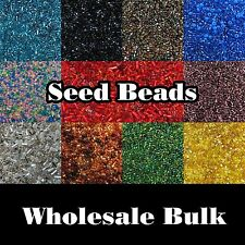 Bead ConceptsTM ½Lb Mix Czech Glass Seed Beads in Assorted Sizes