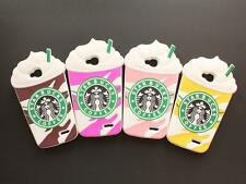 3D Starbucks Coffee Cup Cover  For LG Optimus L70 / L90 Skin Soft Silicone Case