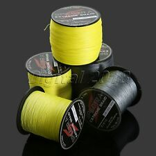 Spool 300/500/Spectra PE Dyneema Braid Fishing Line Fluorescent Strong Power Kit