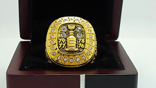 1979 Montreal Canadiens Stanley Cup Championship ring LANGWAY ingraved inside