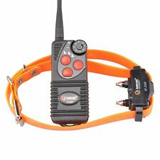 600 Yard WATERPROOF DOG TRAINING 7 LEVEL SHOCK VIBRATION COLLAR AT-216S