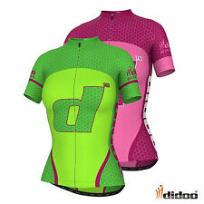 Didoo New Women's Half Sleeve Cycling Jersey Biking Top Quality Cycle Shirt