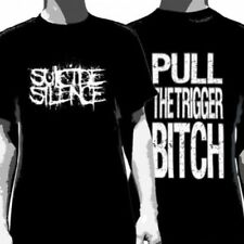 Suicide Silence - Pull The Trigger Black Shirt