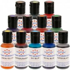 Americolor AmeriMist Airbrush Color (0.65 OZ) - Cake Decorating, Food Coloring