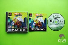 Scooby-Doo and the Cyber Chase Sony Playstation PS1 PS2 PS3 PAL Game