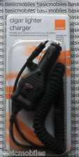 ORA BRAND Nokia Big/Thick Pin Car Charger Adapter for Old Nokia models BOXED
