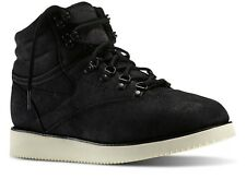 Reebok Freestyle Hi RW Boot M43277 Women Femmes Suede Trainers