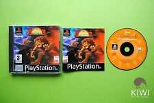 Disneys The Lion King Simbas Mighty Adventure PS1 Playstation 1 PS2 PS3 PAL Game