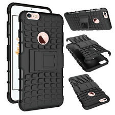 Hybrid Shockproof Hard&Soft Rugged Cover Case For Apple iPhone 6S Plus/6 Plus