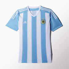 adidas Argentina Home Replica Player Jersey T-Shirt men NEW AC0326 blue $90