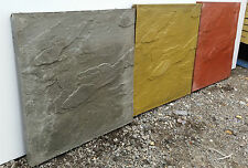 Concrete Paving Flags/Garden Flags, Grey,Buff/Yellow,Red-900x600/600x600/450x450