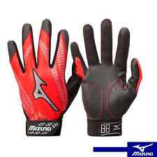 Mizuno Franchise Youth Tee Ball Batting Glove Red color