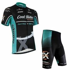 Men's Bike Cycling Jersey Comfortable Bike Bicycle jersey Padded Shorts Summer