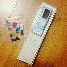 Genuine iRiVER T70 Portable MP3 Player with Built in USB 8GB Voice Recording