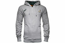 Springboks South Africa Rugby Casual Gym Hoodie Hoody Official Asics Mens New