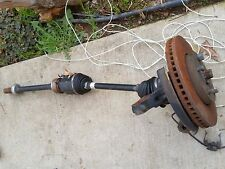 2001 Toyota Camry Right Front Spindle w/abs speed sensor