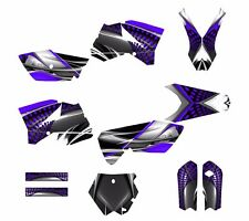 KTM SX 85 SX105 graphic kit 2006 2007 2008 2009 2010 2011 2012 #7777 PURPLE