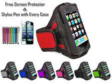 Armband Gym Pouch Running Jogging Case Cover For Samsung Galaxy Note 4 Edge