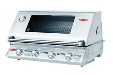 BEEFEATER Signature (SS) BS12840S Built In 4 Burner with window hood