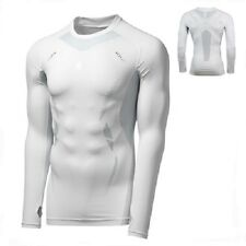 NEW MENS ADIDAS CLIMACOOL TECHFIT TF PREP BASELAYER COMPRESSION LONG SLEEVED TOP