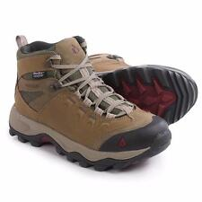 Vasque Vista UltraDry Hiking Boots Waterproof Leather Brindle/Rumba Red Women