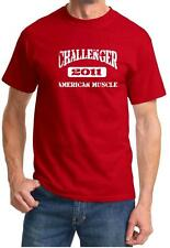 2011 Dodge Challenger American Muscle Car Classic Design Tshirt NEW