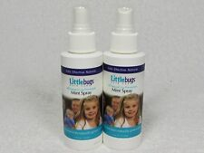 LITTLEBUGS Lice Prevention Mint Spray Littlebugs Mint Spray Pesticide-Free Head