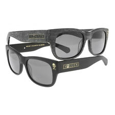 Men's Black Flys Fly 2 Sullen Collab Sunglasses Sullen Skull Logo Tattoo