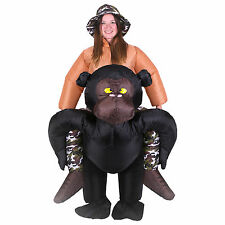 INFLATABLE GORILLA ADULT FANCY DRESS COSTUME HEN STAG NIGHT OUTFIT