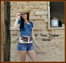 Womans Conceal Carry Gun Corsets Holster Belly Waistband Cell Phone Mag holder.