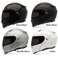 BELL Revolver Evo Modular Street On-Road Bike Motorcycle Helmet Solid 2033300-